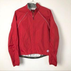 Novara men's cycling bike jacket size large
